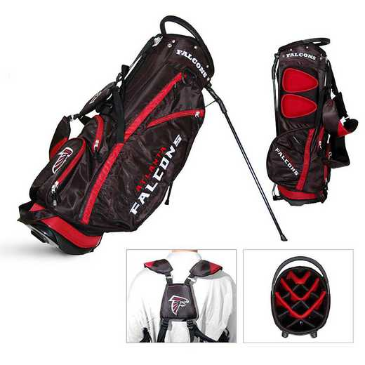 30128: Fairway Golf Stand Bag Atlanta Falcons